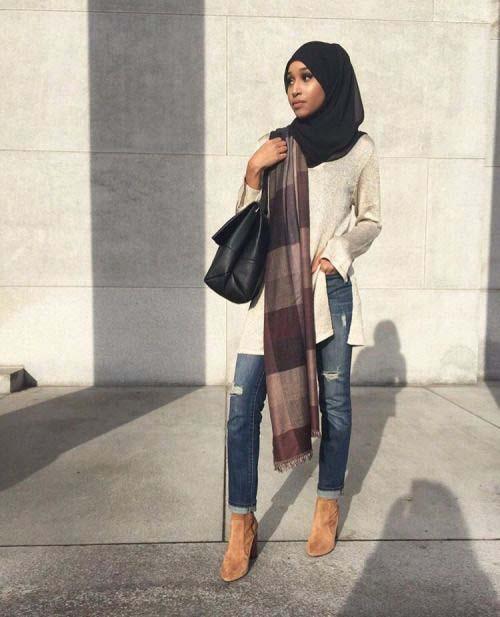 Casual Style Hijab17
