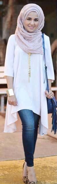 Casual Style Hijab20