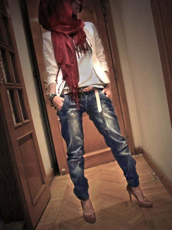 Casual Style Hijab21