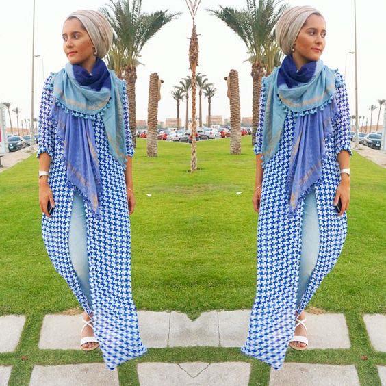Casual Style Hijab22