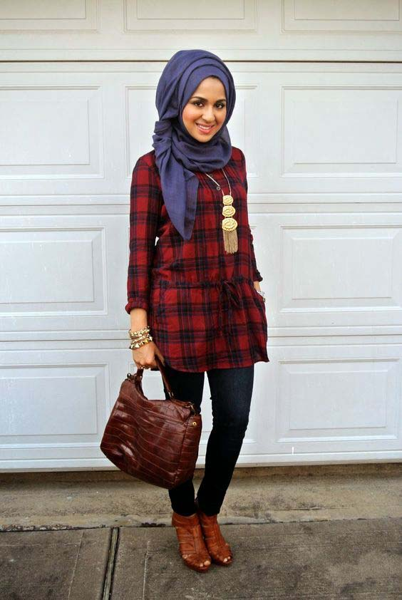 Casual Style Hijab3