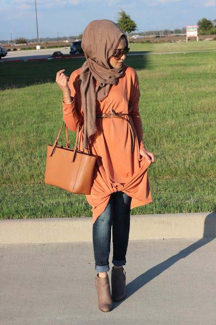 Casual Style Hijab4