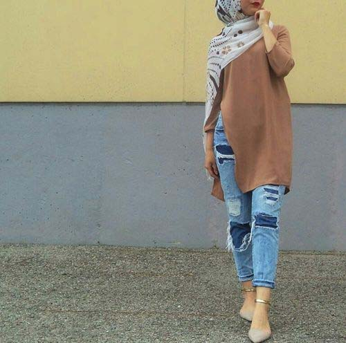 Casual Style Hijab6