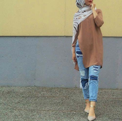 Casual Style Hijab6