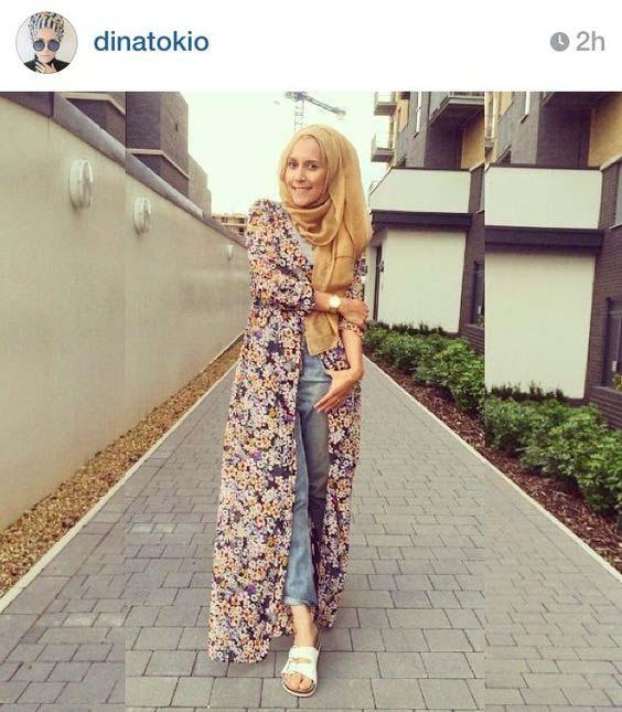 Casual Style Hijab9