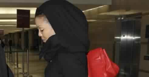 Janet Jackson S'est Convertie À L'Islam 1