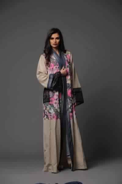 Lady Vogue Abaya