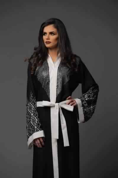 Lady Vogue Abaya1