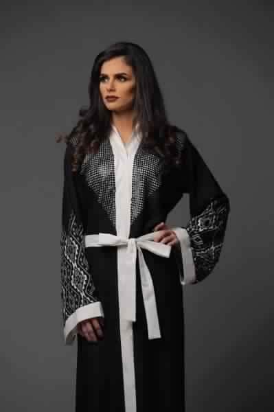 Lady Vogue Abaya1