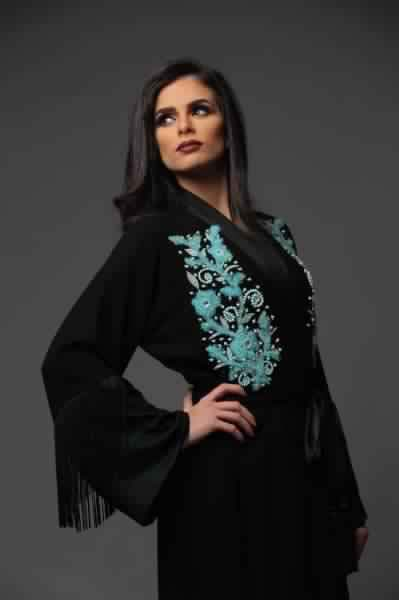 Lady Vogue Abaya10
