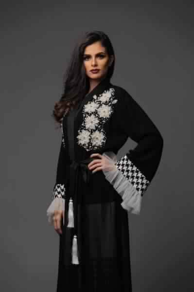 Lady Vogue Abaya12