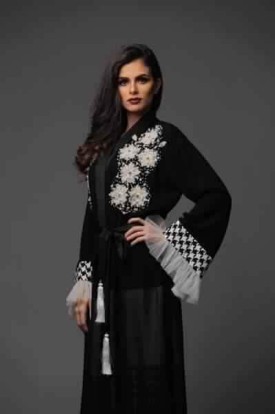 Lady Vogue Abaya12