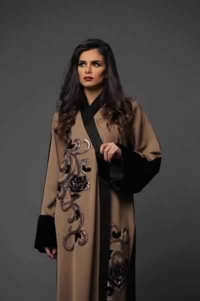 Lady Vogue Abaya13