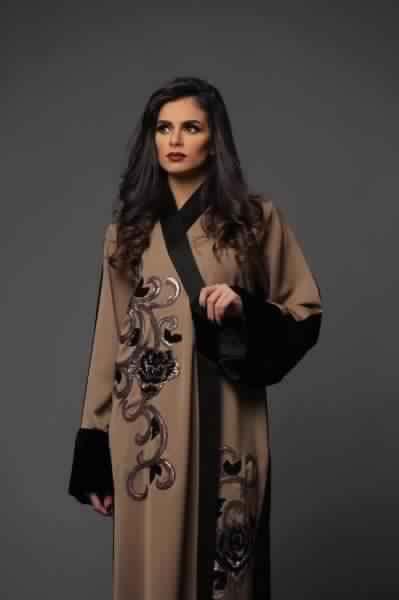 Lady Vogue Abaya13