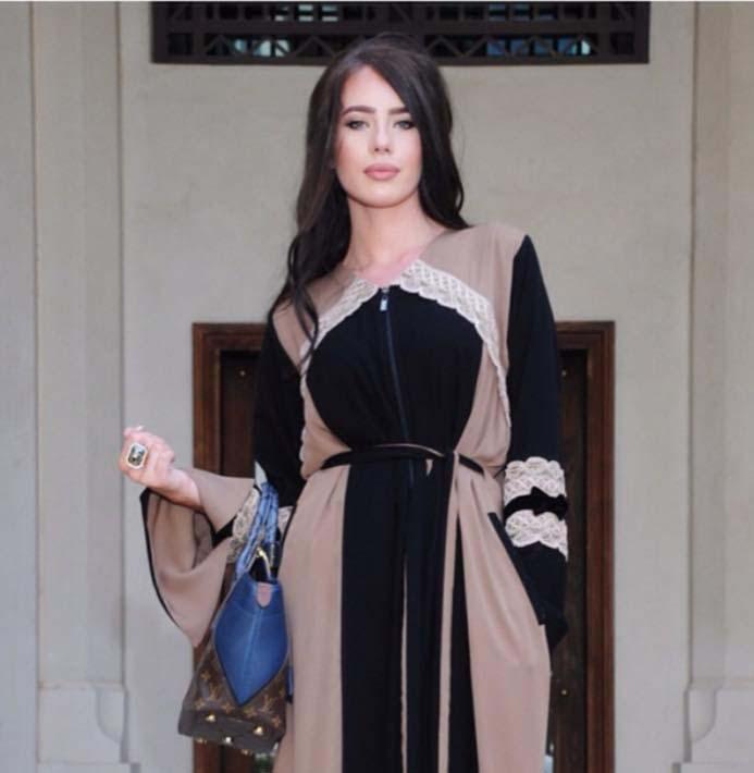Lady Vogue Abaya14