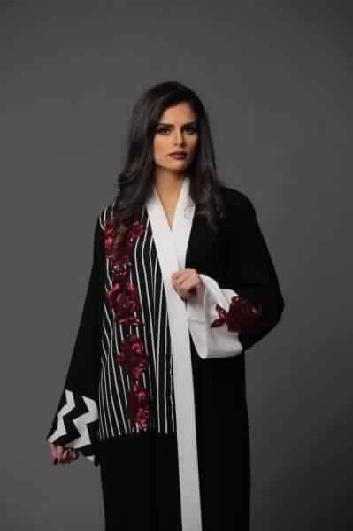 Lady Vogue Abaya4