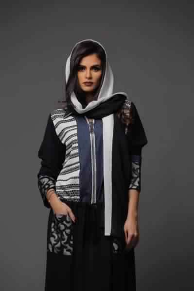 Lady Vogue Abaya5