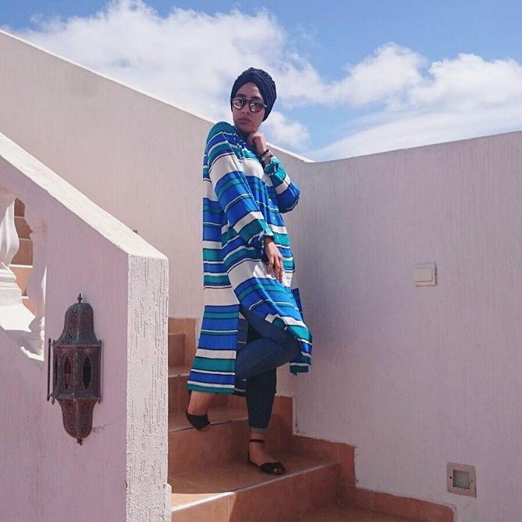 Mariah Idrissi, Premier Mannequin Voilée Pour H&M3