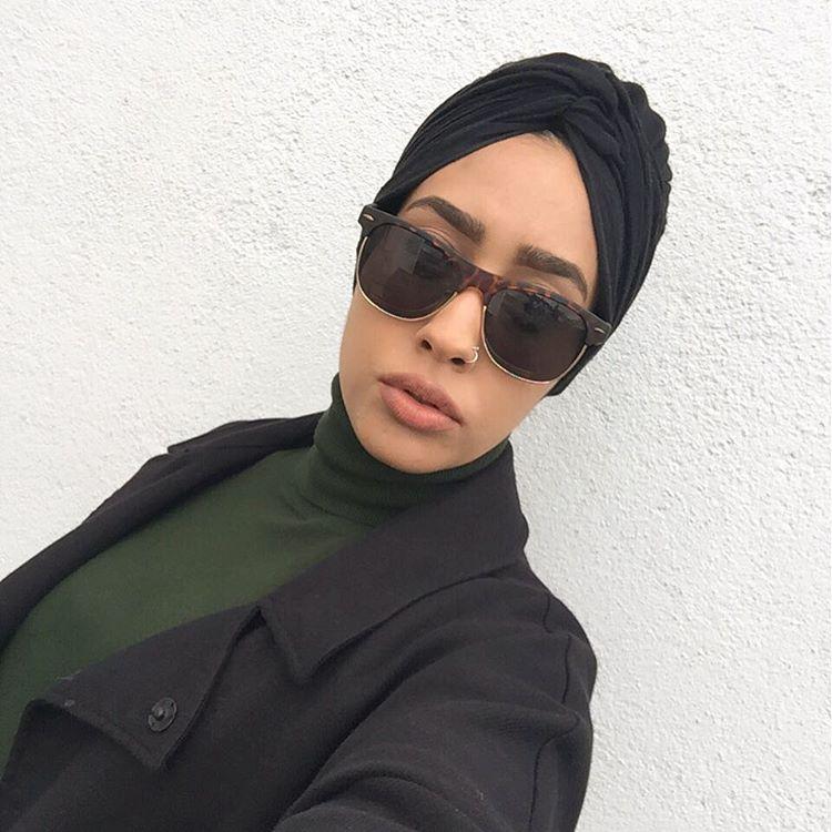 Mariah Idrissi, Premier Mannequin Voilée Pour H&M4