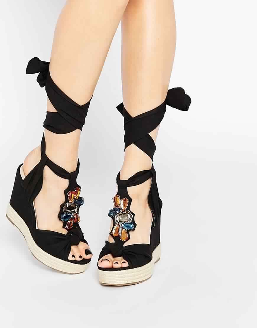 Sandales Compensées1