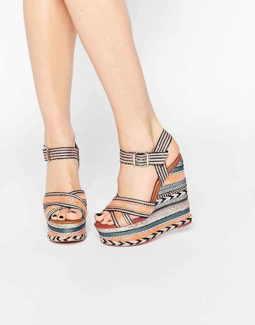Sandales Compensées5