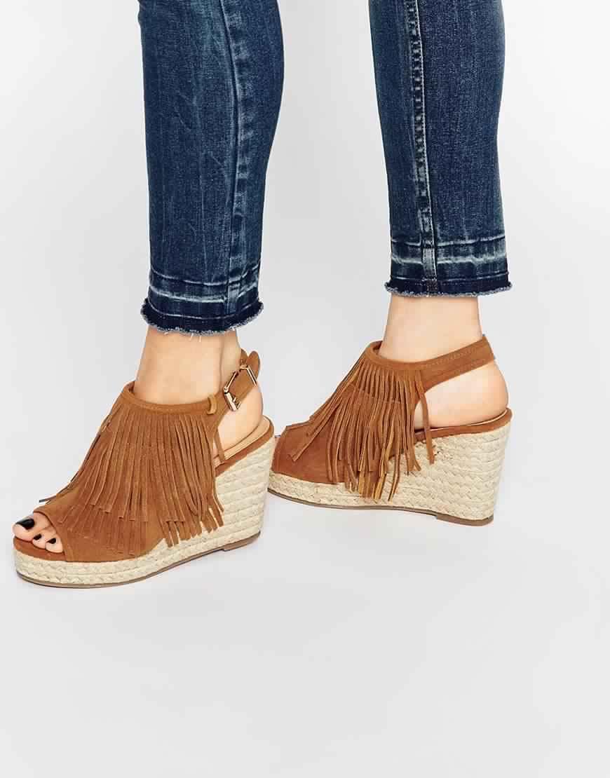 Sandales Compensées6