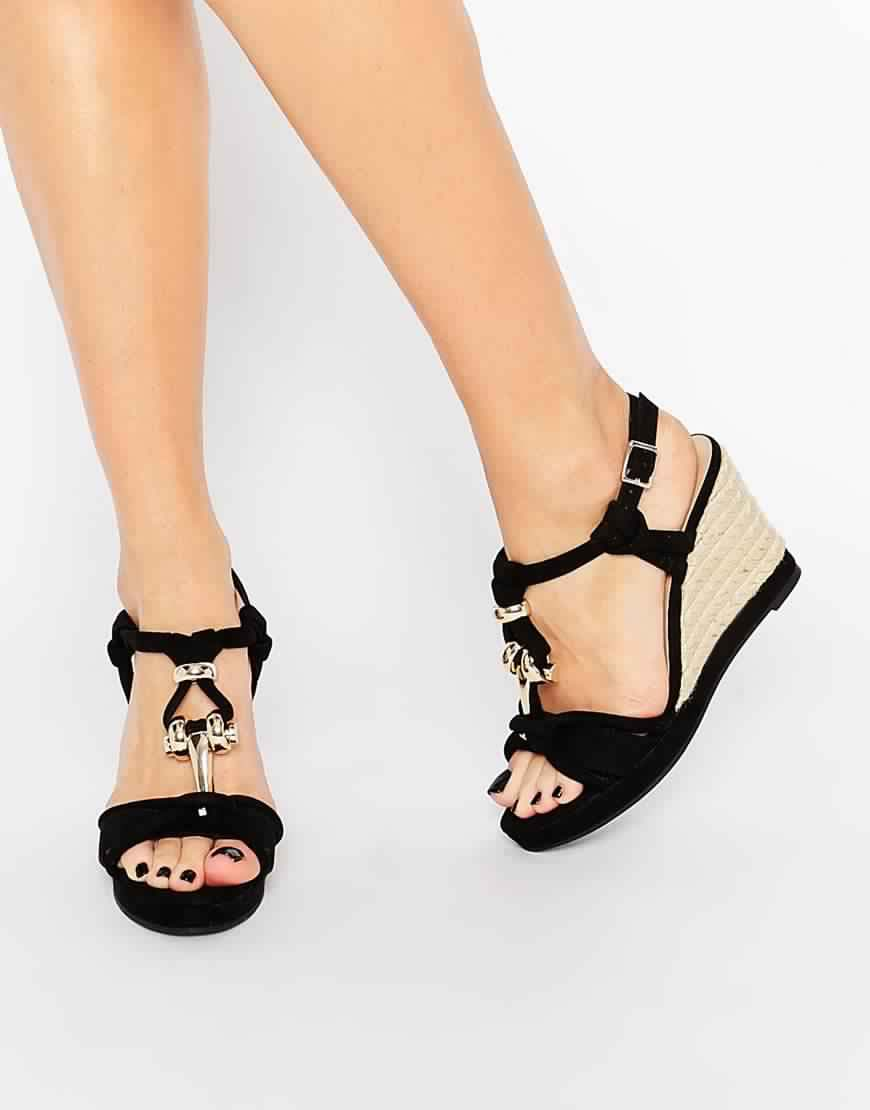 Sandales Compensées8