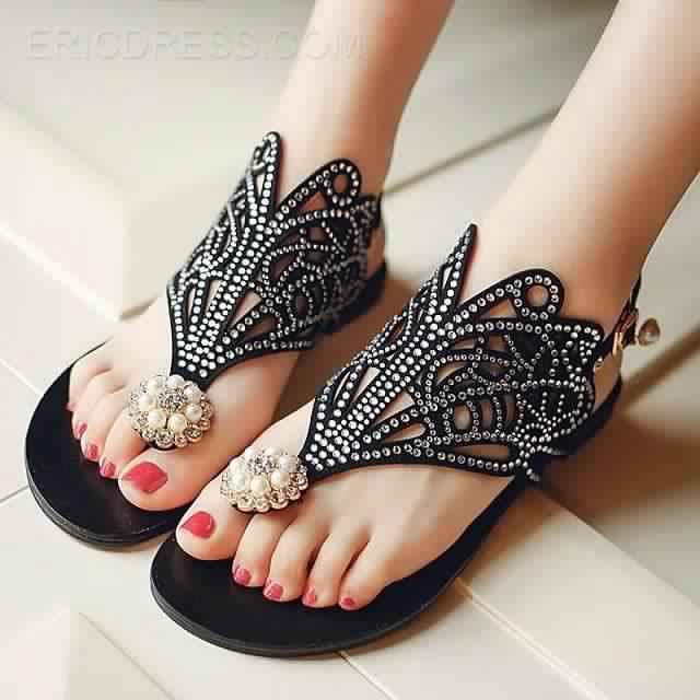 Sandales Pas Cher 1