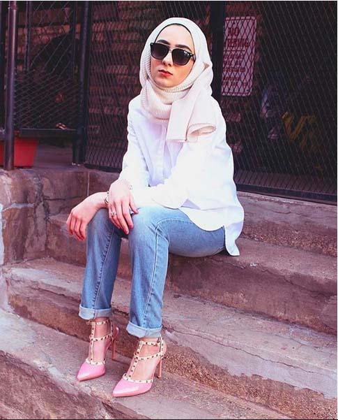Styles De Hijab 4