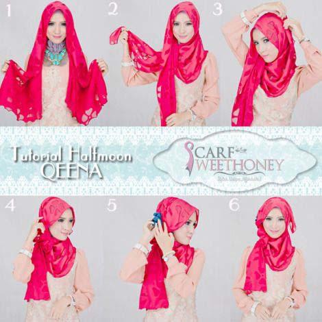 Tutoriels Hijab Simples Et Faciles 6