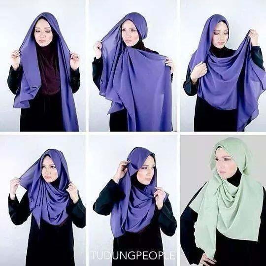 Tutoriels Hijab16
