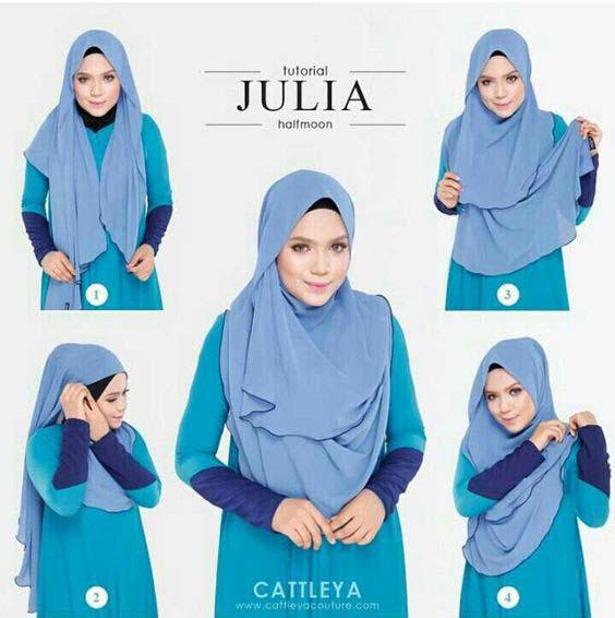Tutoriels Hijab3