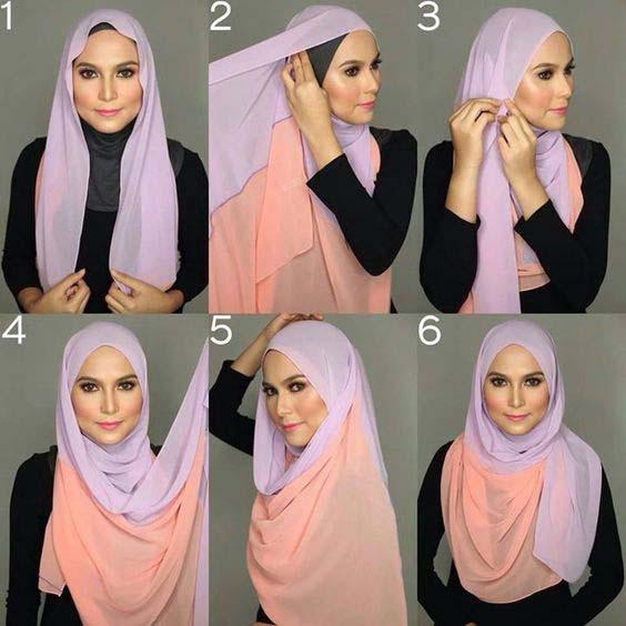 Tutoriels Hijab6