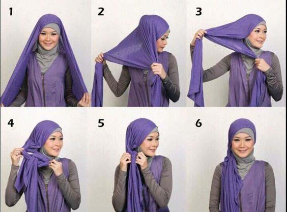 Tutoriels Hijab7