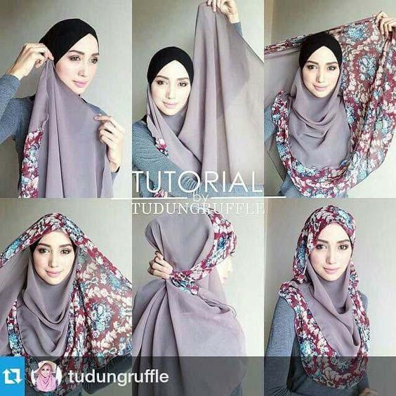 Tutoriels Hijab9