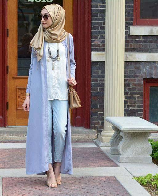 58 Styles De Hijab Élégants Et Pratique Pour Le Mois De Ramadan  11
