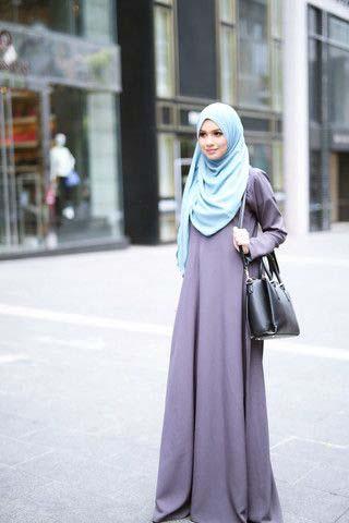 58 Styles De Hijab Élégants Et Pratique Pour Le Mois De Ramadan  12