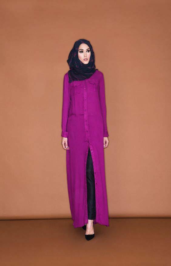 58 Styles De Hijab Élégants Et Pratique Pour Le Mois De Ramadan  2