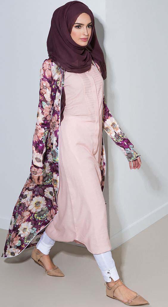 58 Styles De Hijab Élégants Et Pratique Pour Le Mois De Ramadan  5