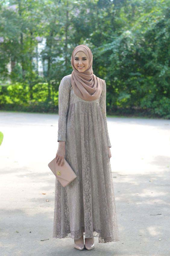 58 Styles De Hijab Élégants Et Pratique Pour Le Mois De Ramadan  6