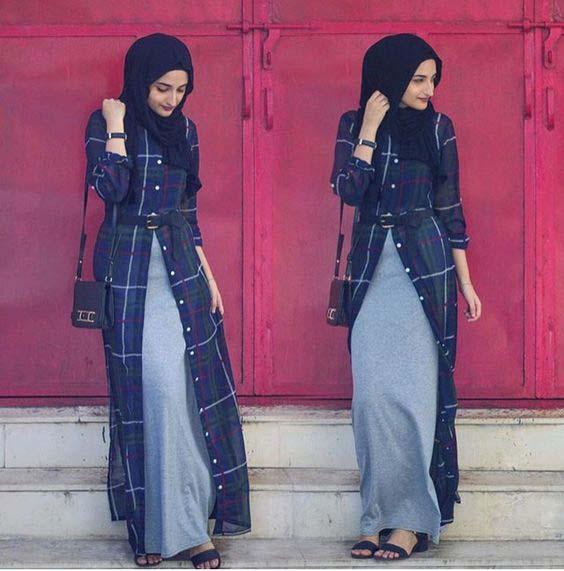 58 Styles De Hijab Élégants Et Pratique Pour Le Mois De Ramadan  7