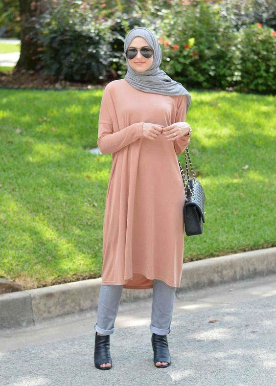 58 Styles De Hijab Élégants Et Pratique Pour Le Mois De Ramadan  8