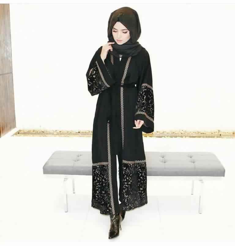 Abaya Soirée Noire