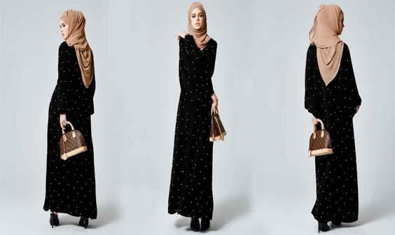 Abaya Très Moderne Et Pratique Pa Cher