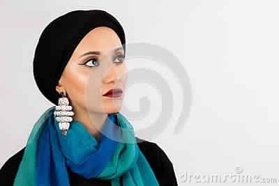 Boucles D'Oreilles En Fonction De Son Hijab 1