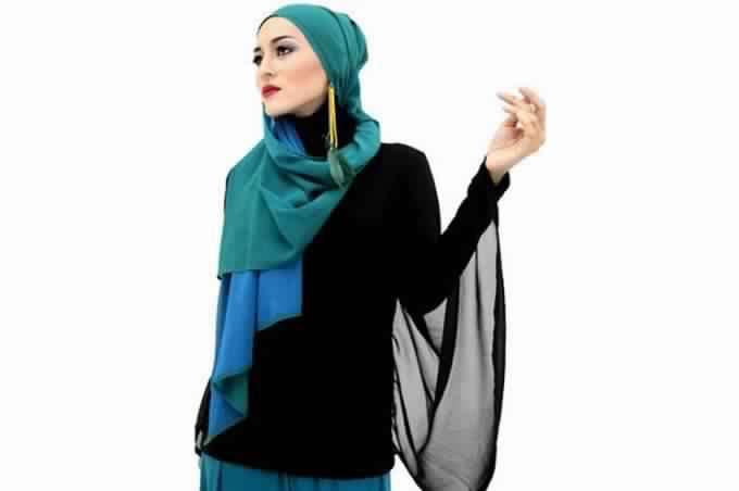 Boucles D'Oreilles En Fonction De Son Hijab 11