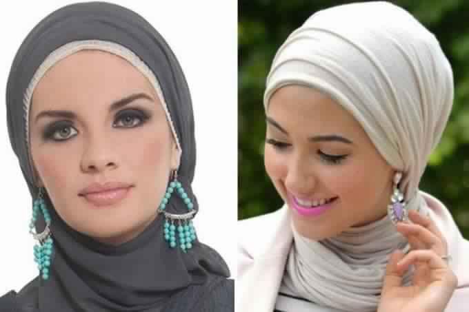 Boucles D'Oreilles En Fonction De Son Hijab 12