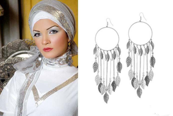 Boucles D'Oreilles En Fonction De Son Hijab 2