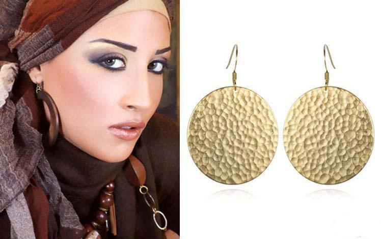 Boucles D'Oreilles En Fonction De Son Hijab 4