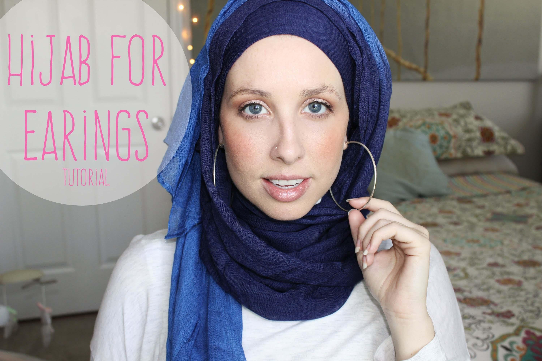 Boucles D'Oreilles En Fonction De Son Hijab 5